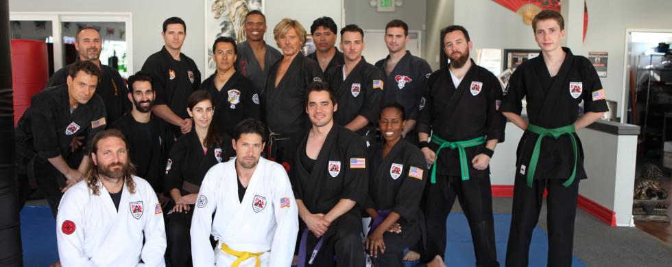 Participants at Tatum Seminar
