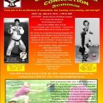 EPAK Escrima seminar flyer