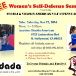 Free Women's Self Defense Class
