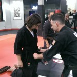 First Female Black Belt at SASDA!